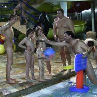 Aqua Nude Relaxation (PureNudism Video)