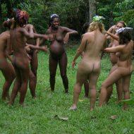 Brazilian Monkey Hat Girls
