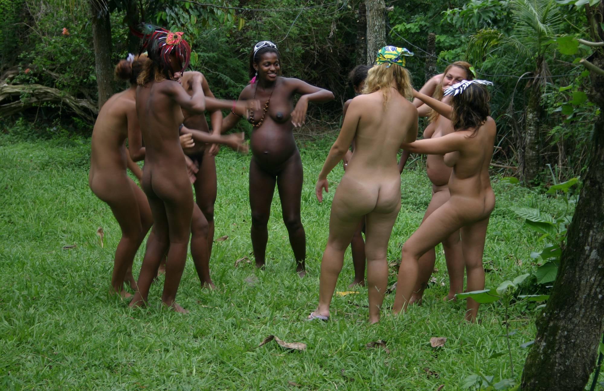 Brazilian Monkey Hat Girls - 1