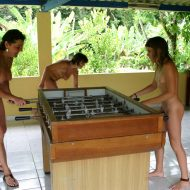 Brazilian Pin Pong Games