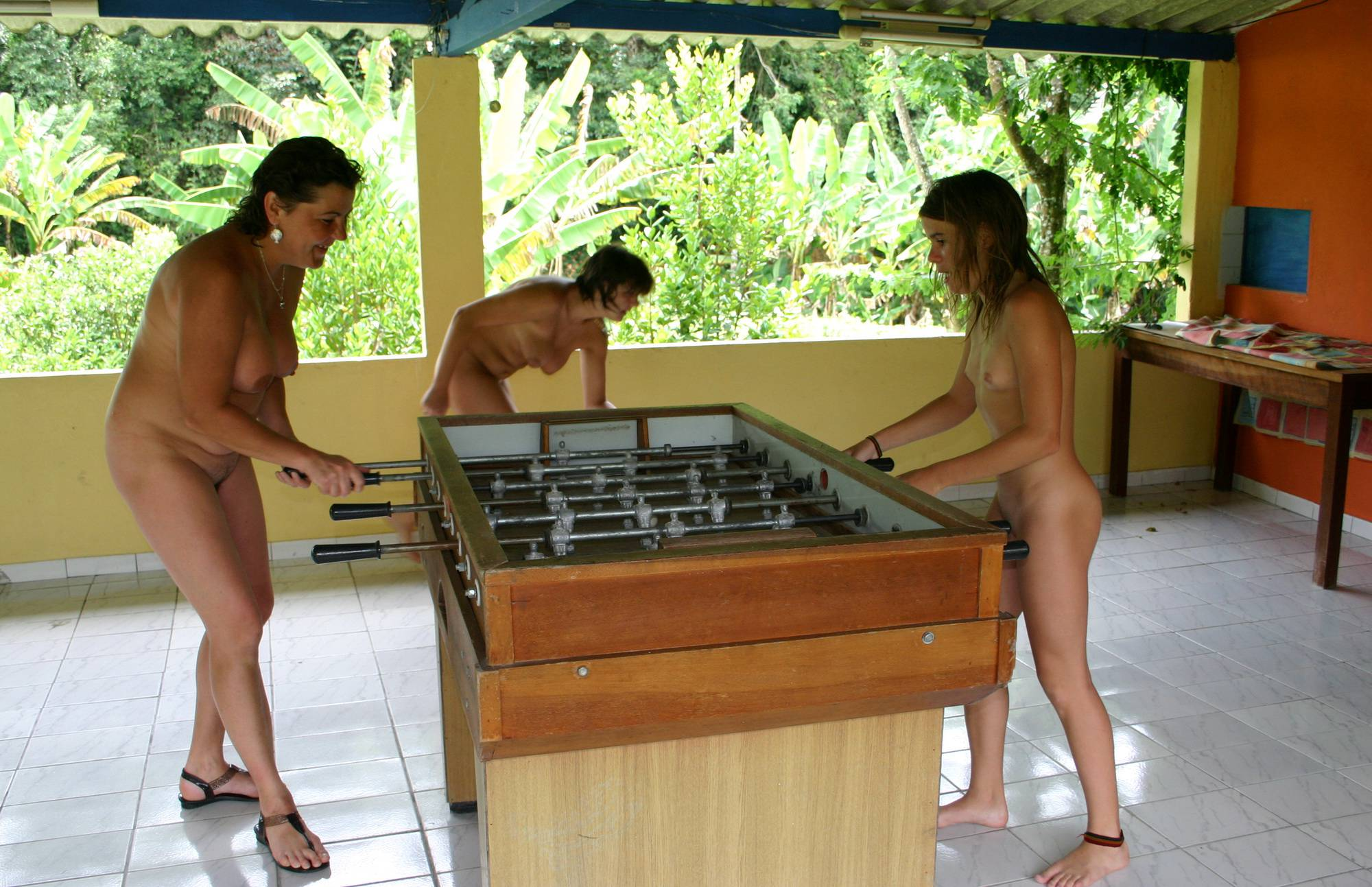 Brazilian Pin Pong Games - 1