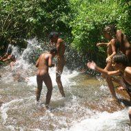 Brazilian River Water Fight