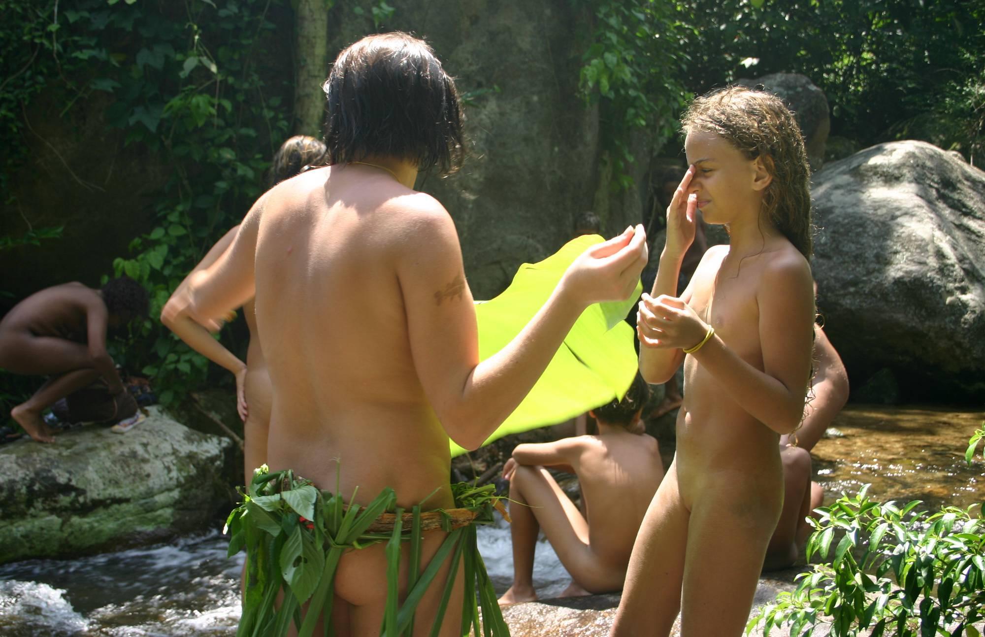 Nudist Photos Brazilian Water Profiles - 1