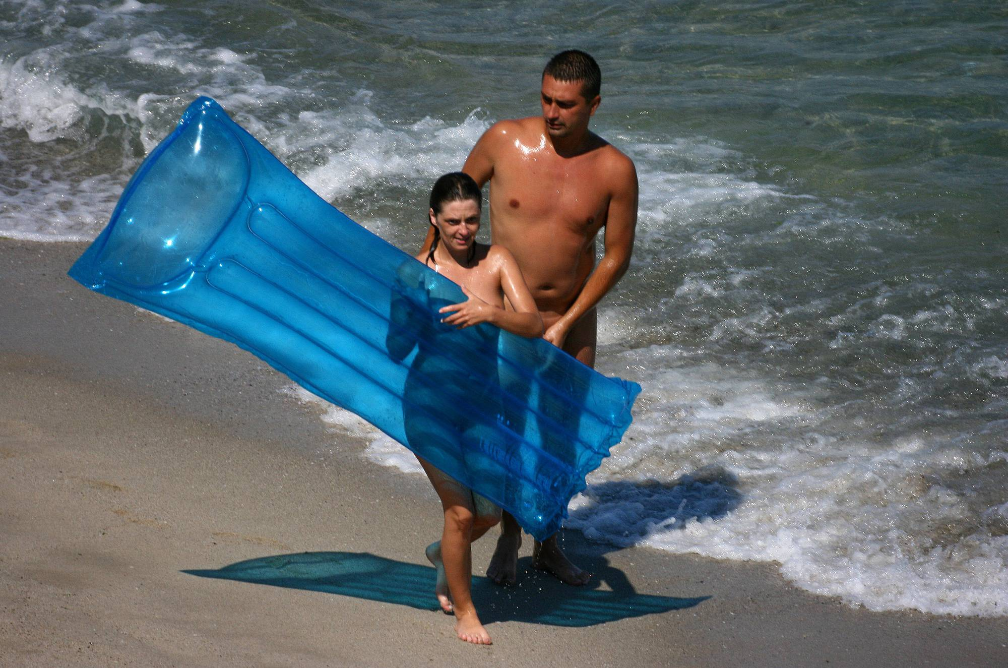 Pure Nudism Pics Bulgarian Beach Day Series - 2