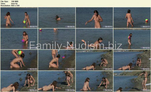 Sisters Idyllic Summer 2 - Candid-HD.com 2