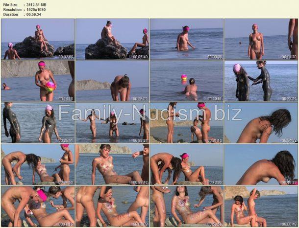 St. Petersburg Nudists Vol. 1 - Candid-HD.com