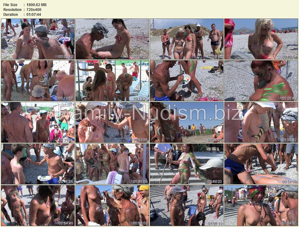 Nudism and Naturism Family Photos and Videos  Teen