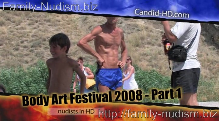 Candid-HD.com - Body Art Festival 2008 - Part 1