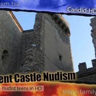 Candid-HD.com – Ancient Castle Nudism