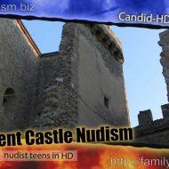 Candid-HD.com – Ancient Castle Nudism