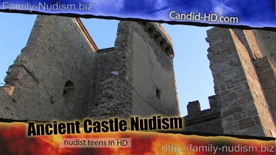 Candid-HD.com - Ancient Castle Nudism