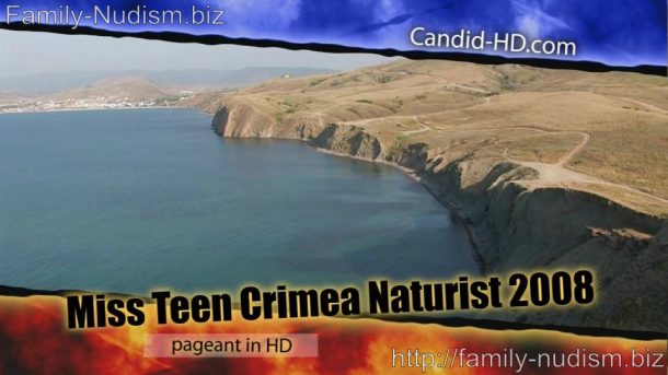 Miss Teen Crimea Naturist 2008 - screenshot