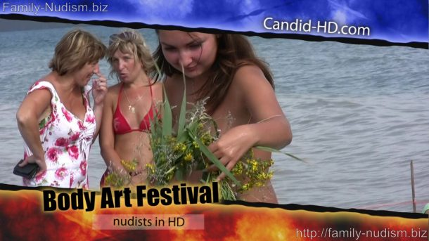 Body Art Festival - screenshot