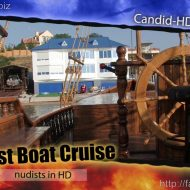 Nudist Boat Cruise – Candid-HD.com