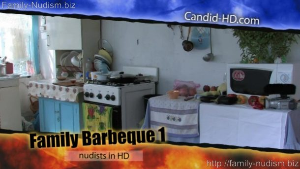 Family Barbeque 1 - screenshot