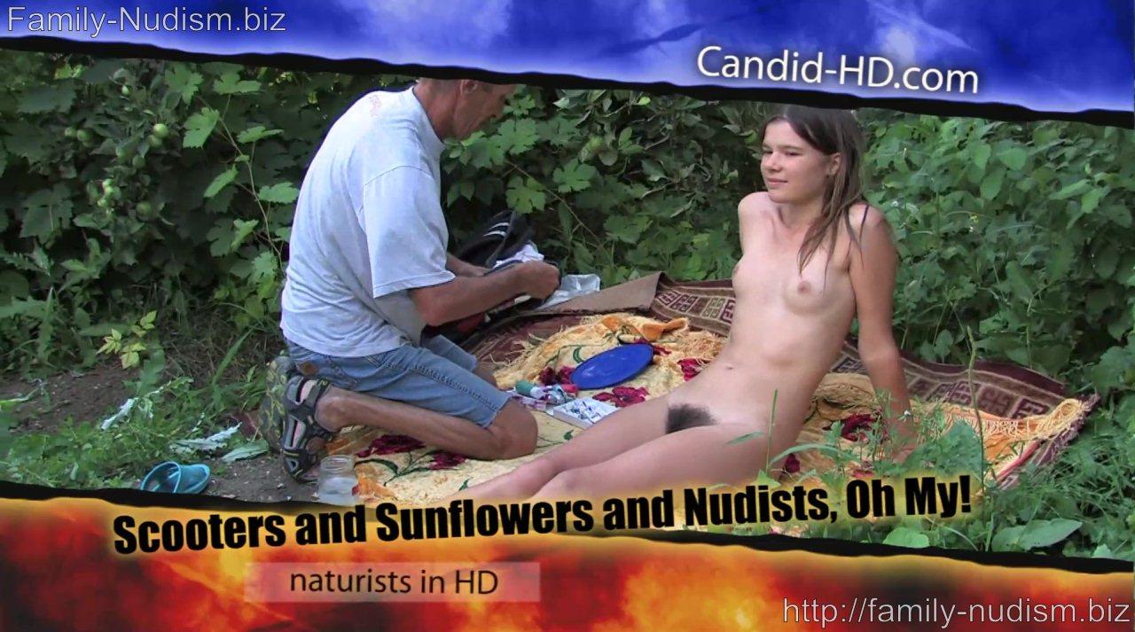 More candid purenudism
