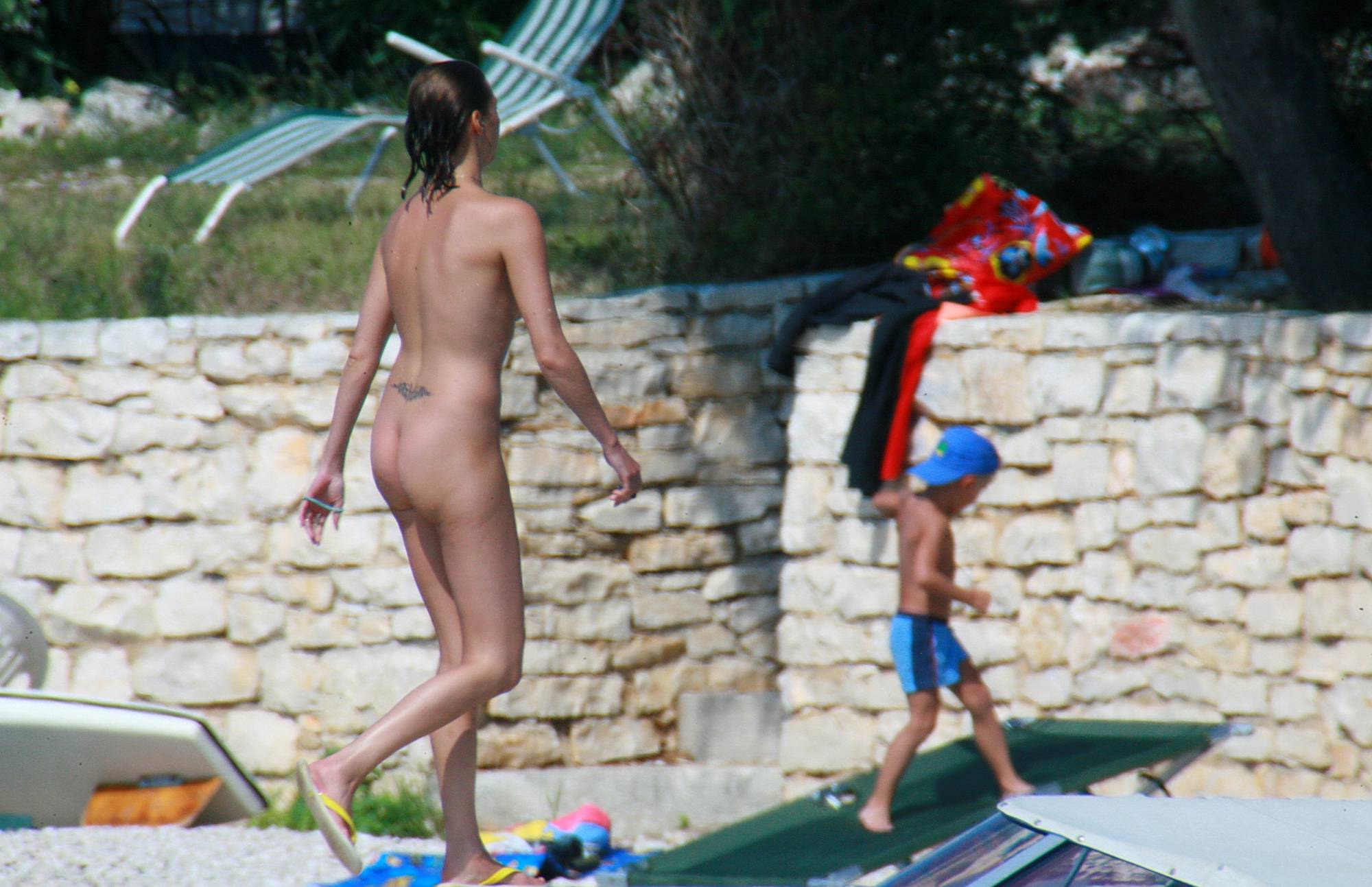 Pure Nudism Gallery Calm Naturist Afternoon - 1