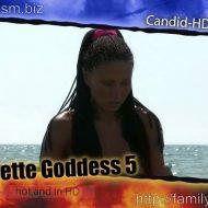 Brunette Goddess 5 – Candid-HD.com