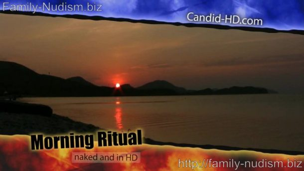 Candid-HD.com - Morning Ritual