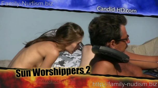 Candid-HD.com - Sun Worshippers 2