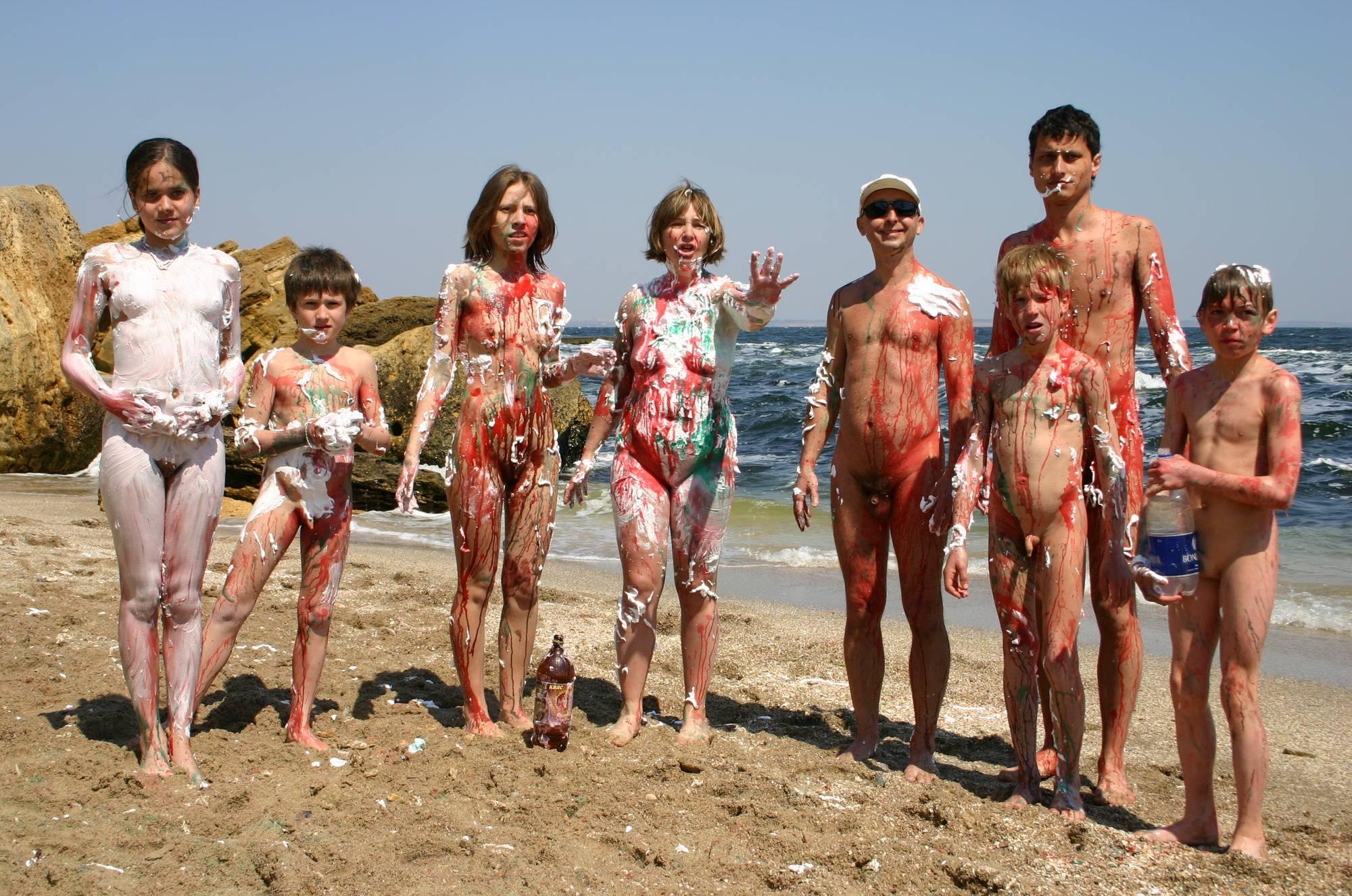 Nudist Pics Colors of Our Celebration - 2