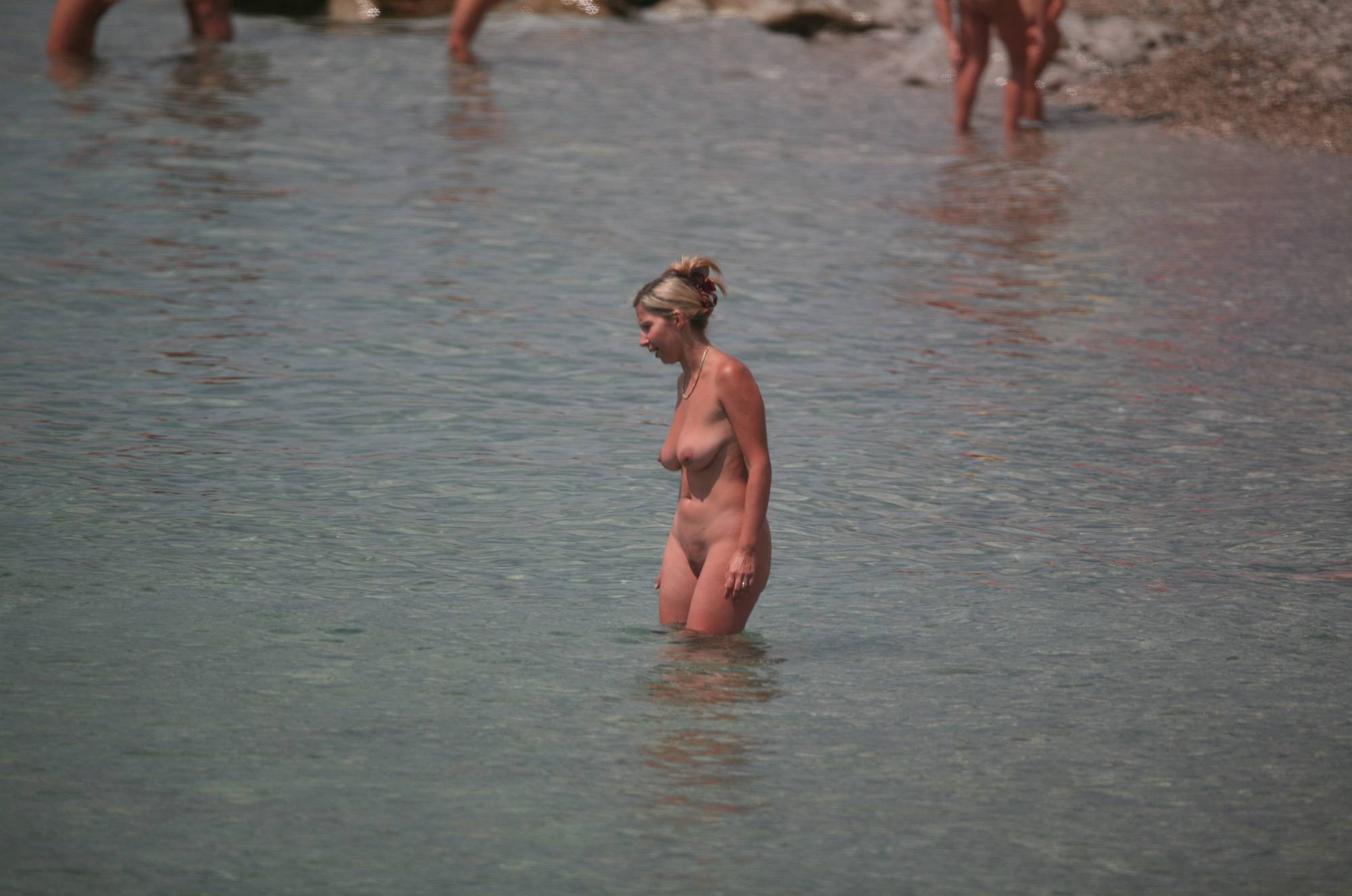 Cove Pyramid Exploration - Pics with nudists
