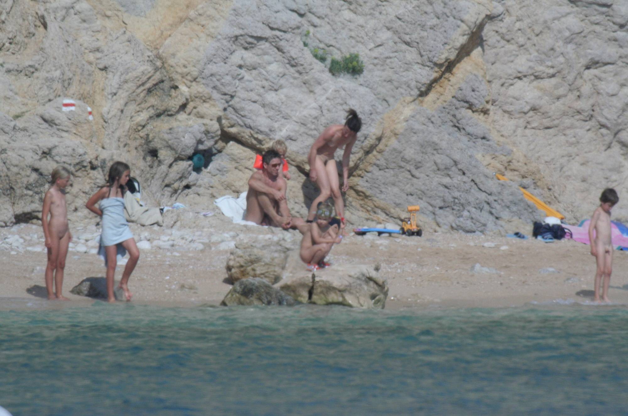 Pure Nudism Croatian Baska Overview - 2