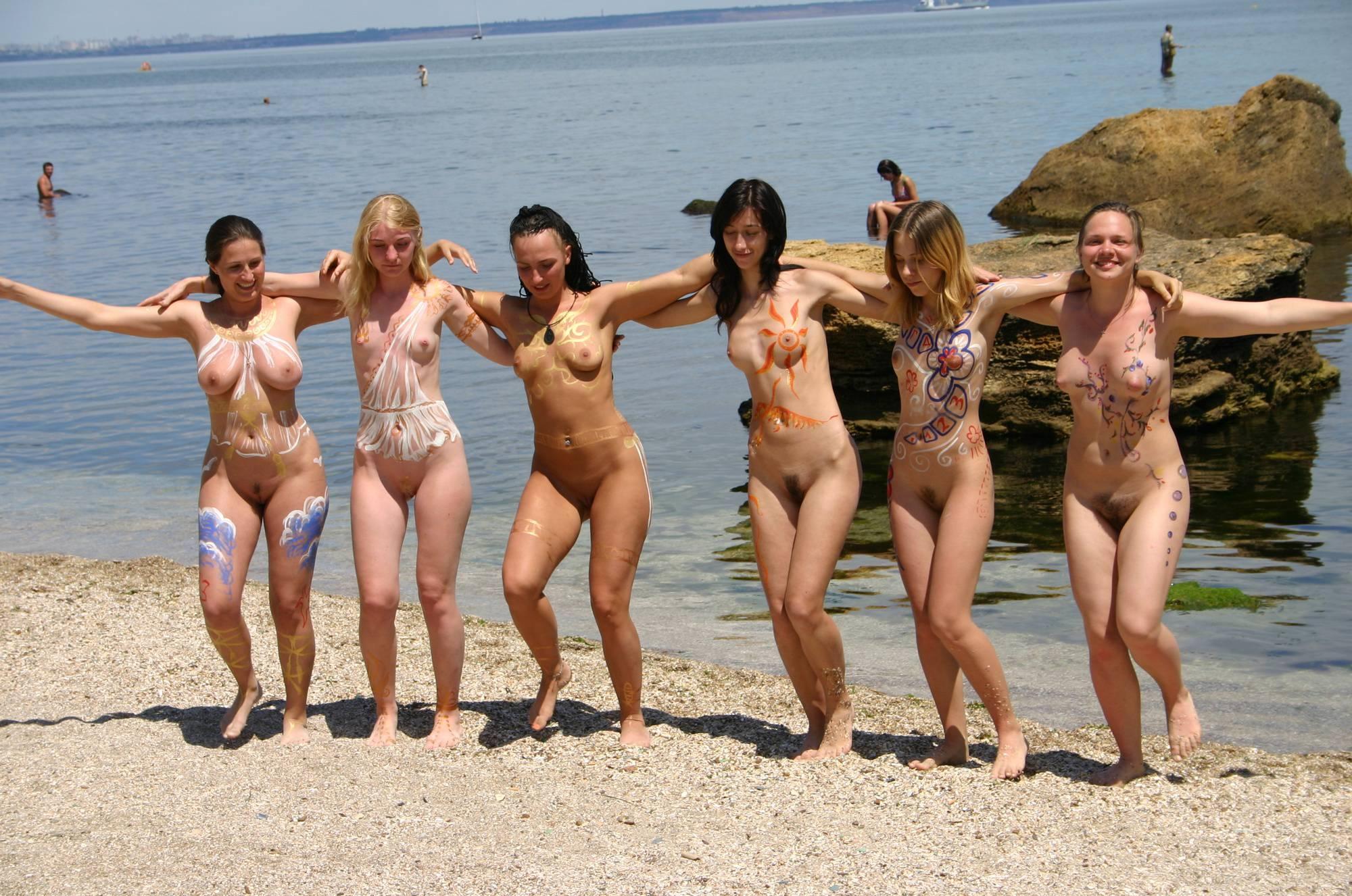 Dancing to the Nudist God - 2