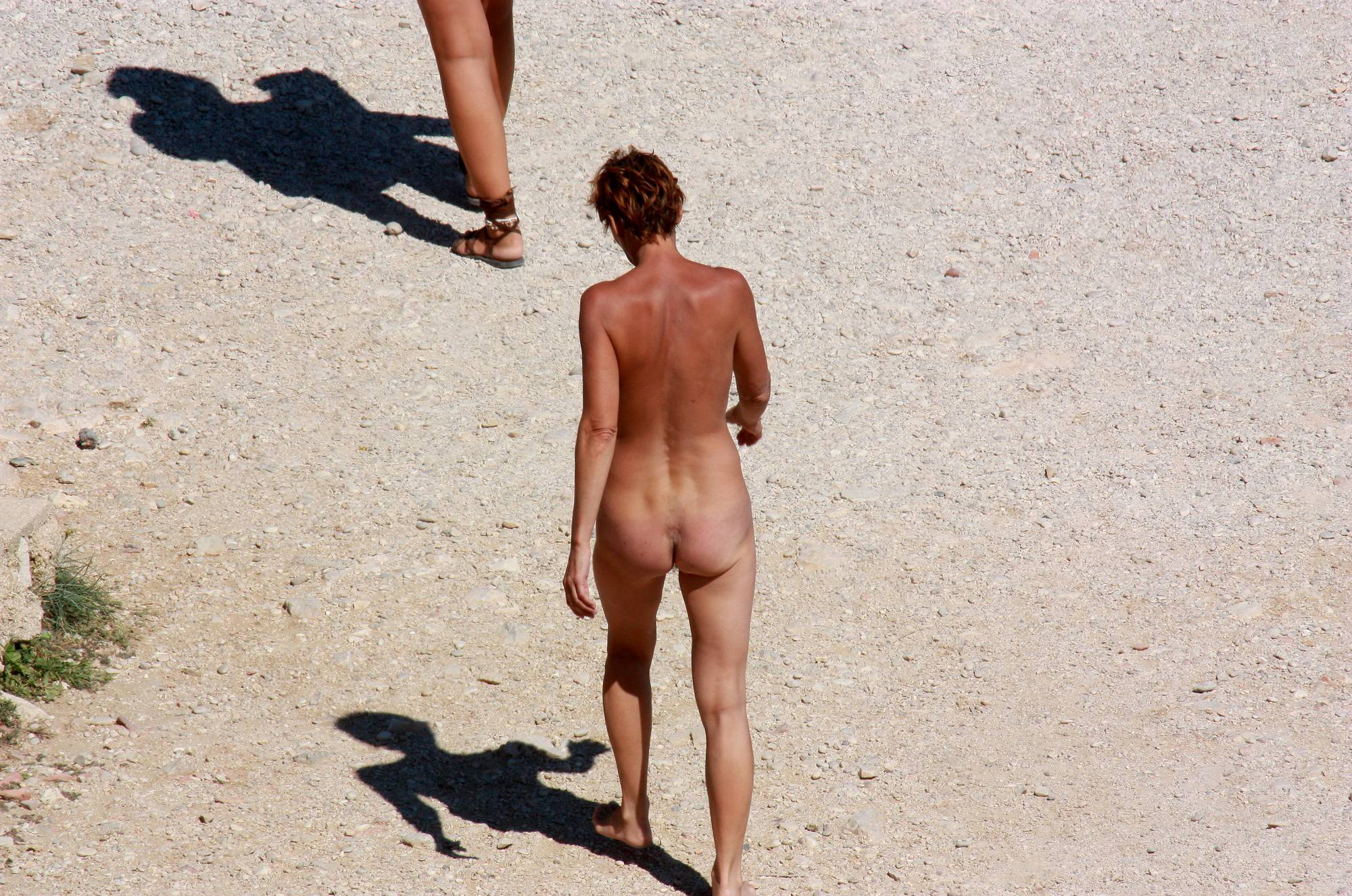 Family Nude Beach Voyage - 1