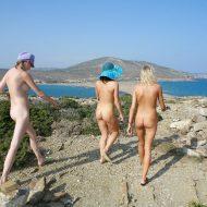 Greek Mountain Hiking