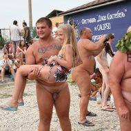 Sand Dune Transports Nudist Videos.