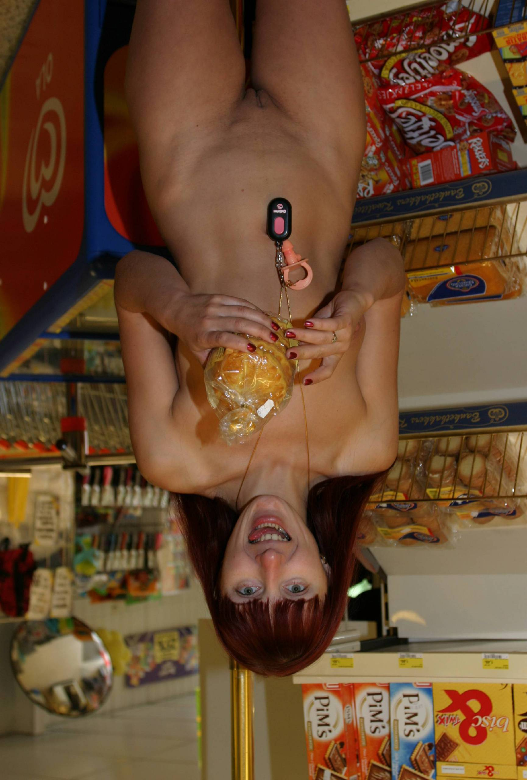 Nudist Gallery Holland Store Shopping - 2