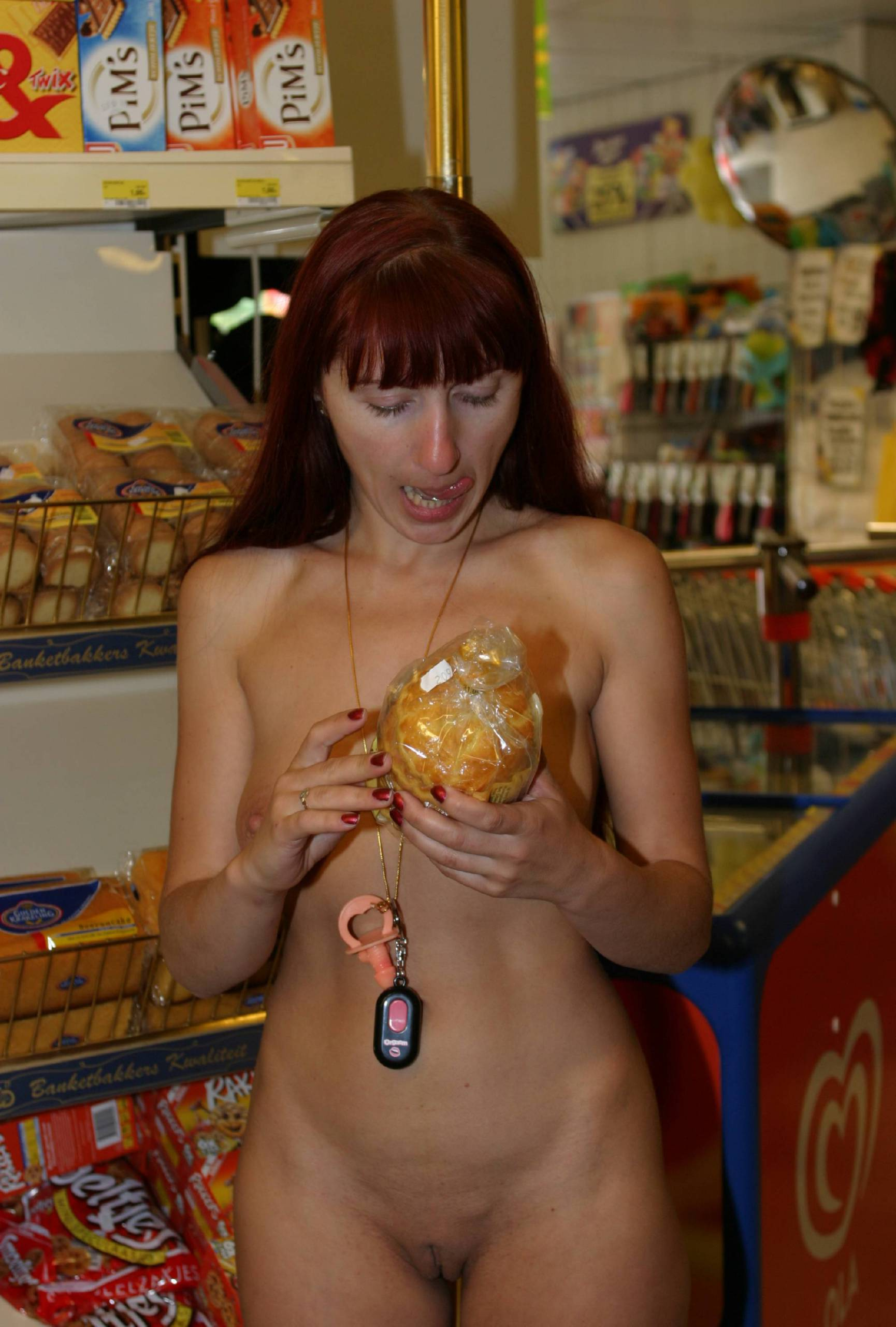 Nudist Gallery Holland Store Shopping - 1