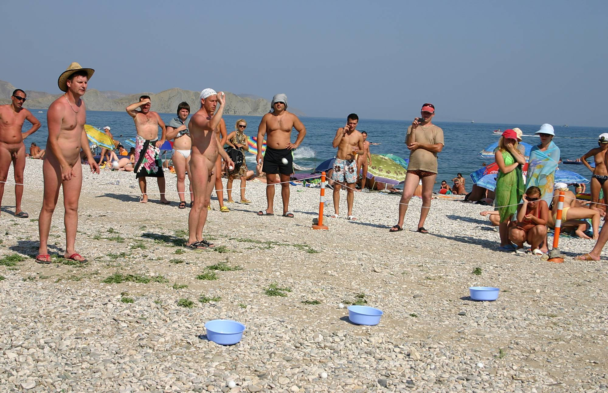 Pure Nudism Gallery Hot Sand Between Toes - 2