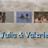 Julia and Valerie Naturistin studio