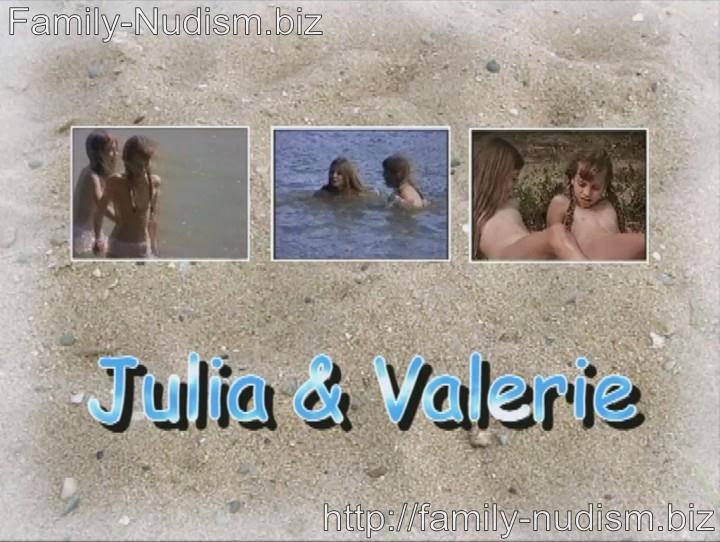 Julia and Valerie - Naturistin.com