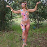 Kiev Dancing Goddess