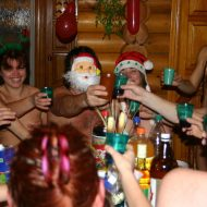 Kiev Masquerade Dining