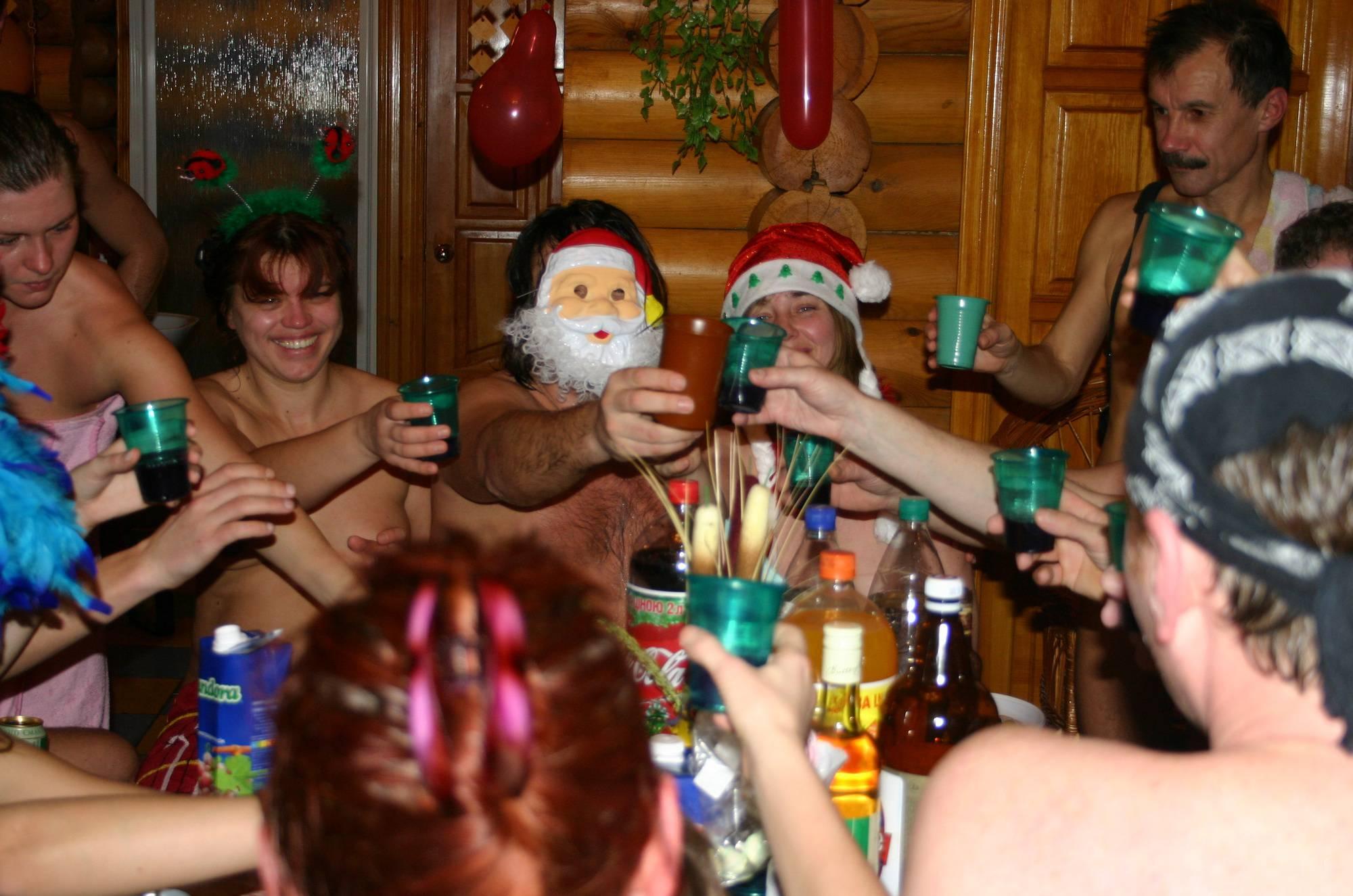 Nudist Gallery Kiev Masquerade Dining - 1
