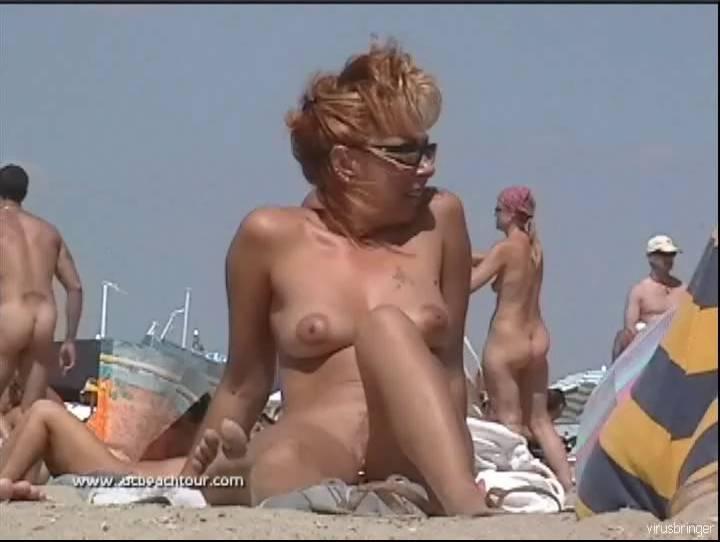Nudist Videos Mediterranean Nude Beaches Vol.1 - 1