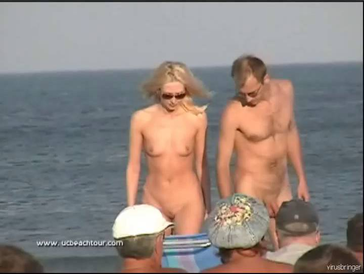 Nudist Movies Mediterranean Nude Beaches Vol.1 - 2