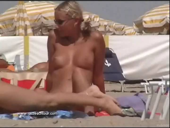 Nudist Movies Mediterranean Nude Beaches Vol.2 - 1