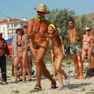 Miss Natura Fathers Dance