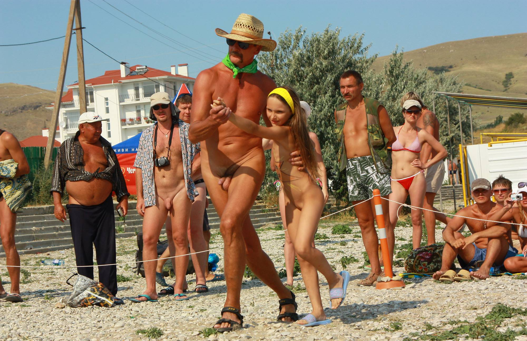 Miss Natura Fathers Dance - 1