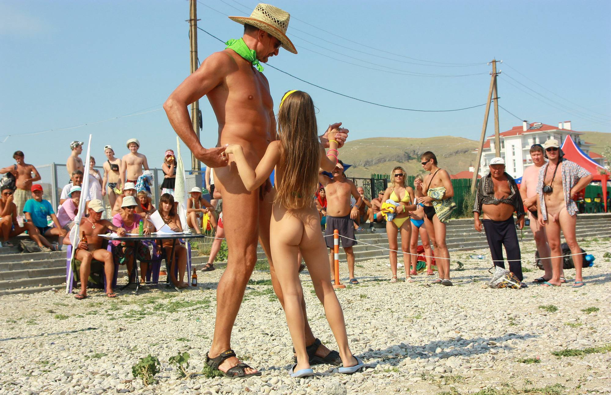Miss Natura Fathers Dance - 2