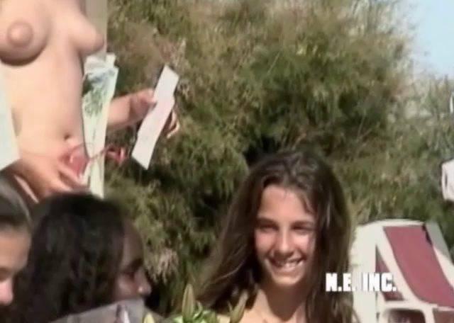 Nudist-HDV Miss Teen Nudist 2001 2 - 2