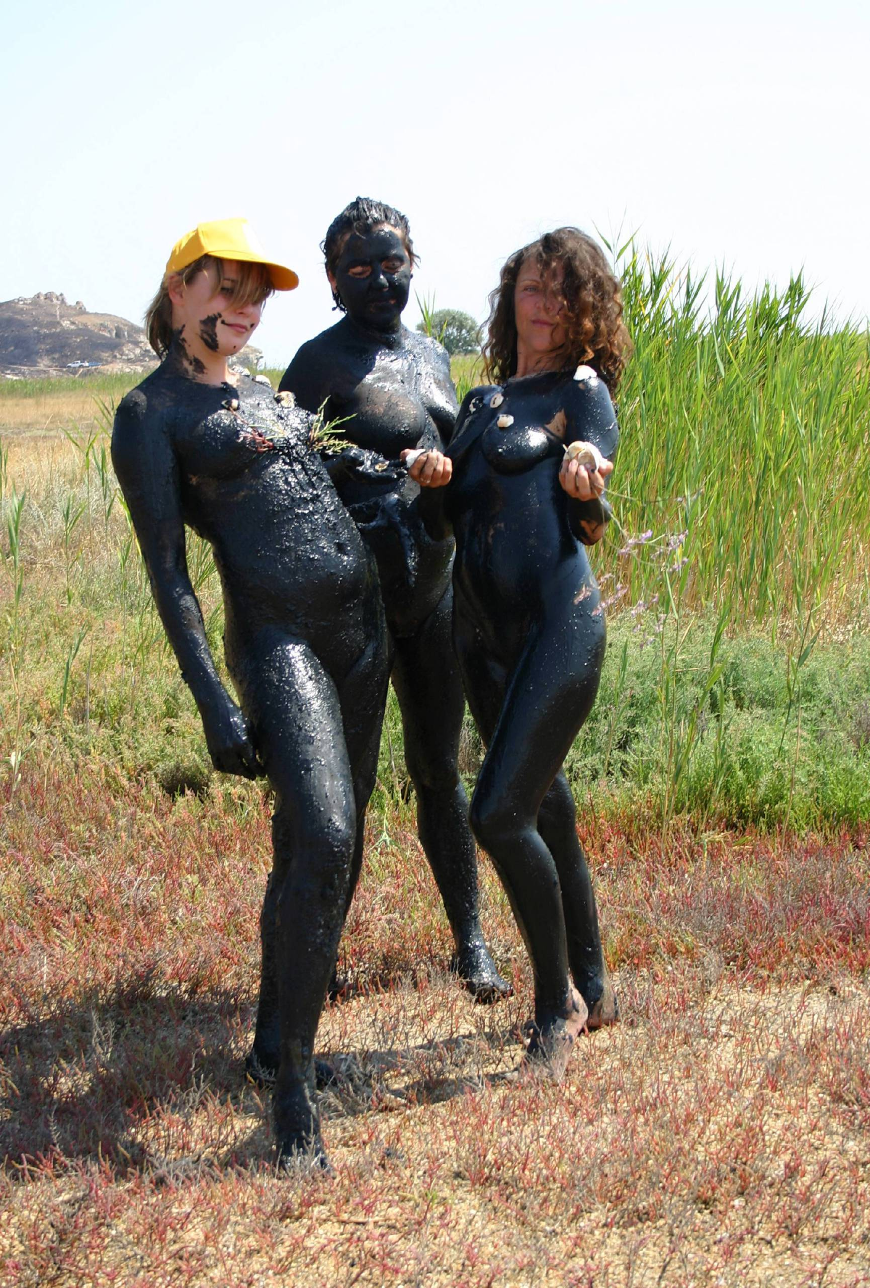 Mud Bath Beauties Ahoy - 1