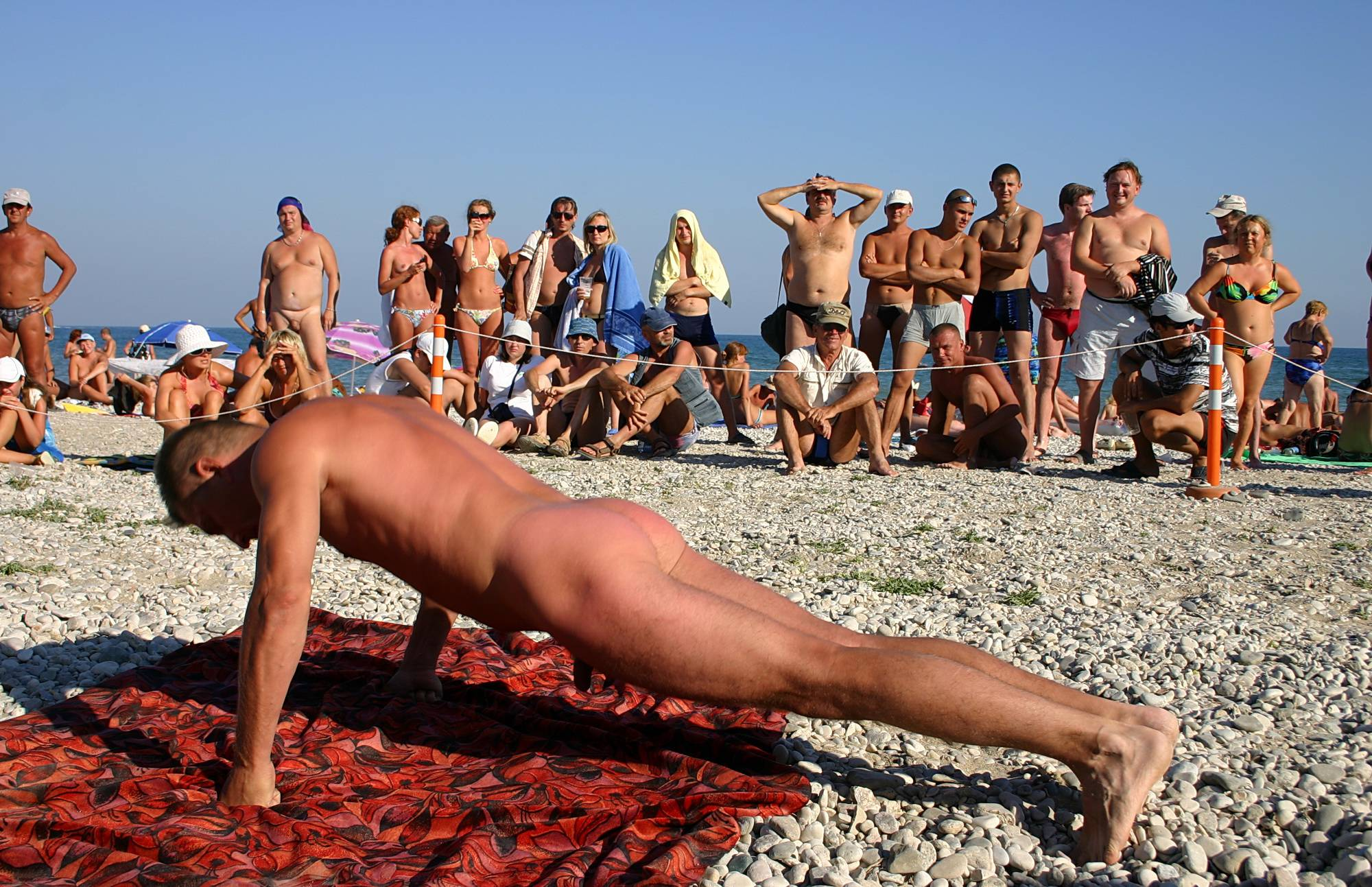 Purenudism Pics Muscle Man Competition - 1