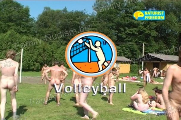 Volleyball - Naturist Freedom