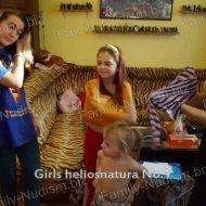 Naturist Freedom – Girls Heliosnatura No.1